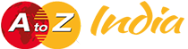 AtoZsendingcargotoindia courier logo